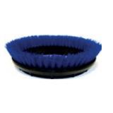 "Стандартная синяя щетка, 12"" диаметр волокна 0.4PP"