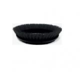 """Черная щетка для ковров 12"""" диаметр волокна 0.25PP"""