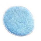 Пад голубой из микрофибры, 4 дюйма, 2 шт.