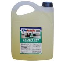 SALNET PAV,1л, Универсальное нейтральное  высопенное средство для мытья полов и стен
