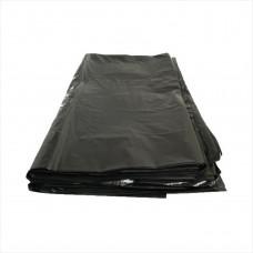Мешок мусорный черный 240 л, 100*125, 60 мкн