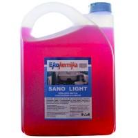 SANO LIGHT, 5л, Готовый к применению раствор для для чистки раковин, унитазов, писсуаров, ванн