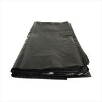 Мешок мусорный черный 240 л, 100*125, 80 мкн