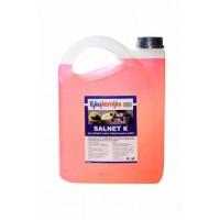 SALNET K GEL, 5л, Концентрированное гелеобразное кислотное средство для чистки раковин, унитазов, писсуаров, ванн